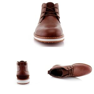 a49af784fef NEW Mens Chukka Boots Ferro 'Houston' Aldo Lace Up NWT